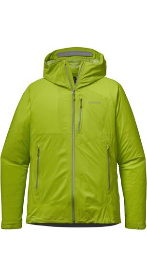 Patagonia M's Stretch Rainshadow Jacket Peppergrass Green
